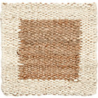 Andhra Natural Rug Swatch.