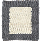 Andhra Slate Rug Swatch.