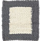 Andhra Slate 12&quot; sq. Rug Swatch