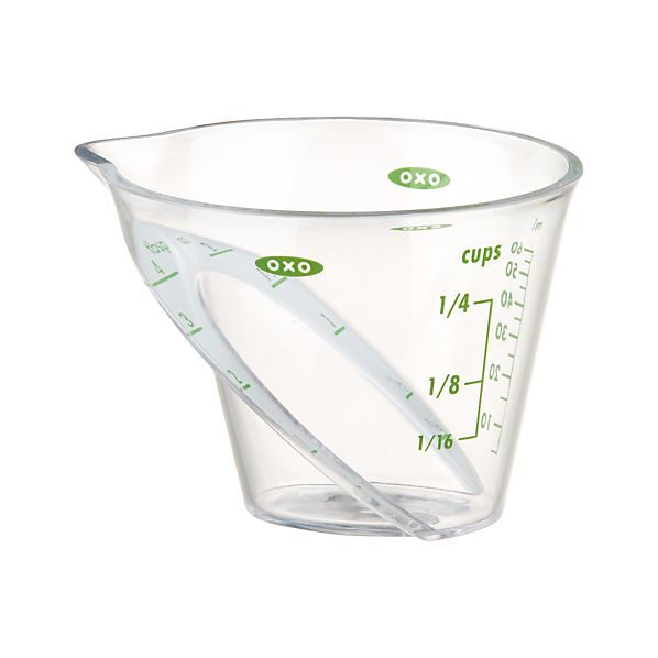 OXO® Green Angle Mini Measuring Cup