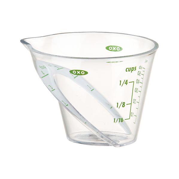 OXO ® Green Angle Mini Measuring Cup