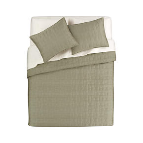 Anujah Sage Bed Linens