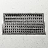 Thirsty Dots™ Stone Apartment Floor Mat