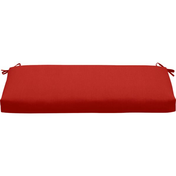 Arbor Sunbrella® Caliente Garden Bench Cushion