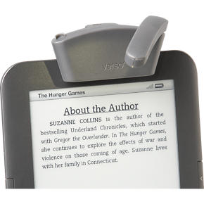 Arc Light for E-reader