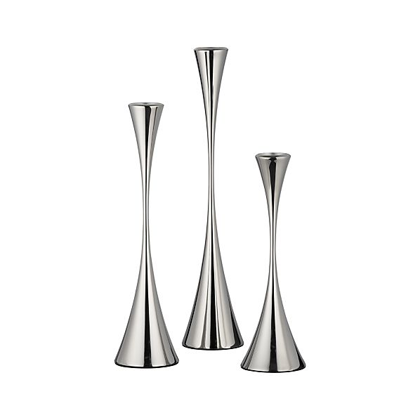 3-Piece Arden Candle Holder Set