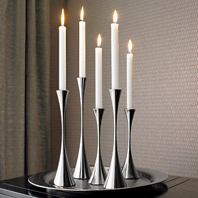 3-Piece Arden Candleholder Set