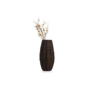 Argyle Dark Floor Vase