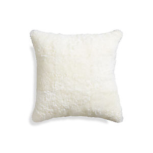 "Ariel Natural 20"" Pillow"