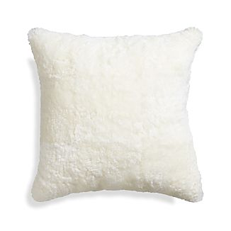 "Ariel Natural 20"" Pillow"