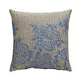 "Ariella 12"" Pillow with Down-Alternative Insert"