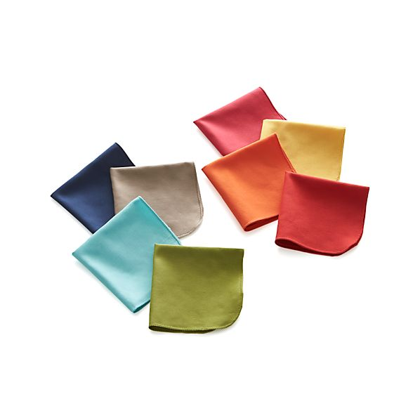 Array Cocktail Napkins Set of Eight