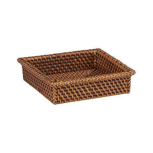 Artesia Cocktail Napkin Basket