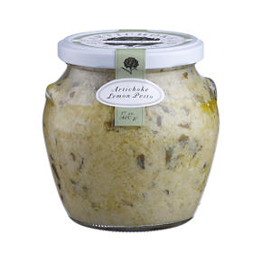 Artichoke Lemon Pesto