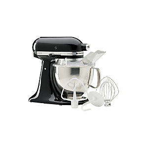 KitchenAid® Artisan Black Stand Mixer
