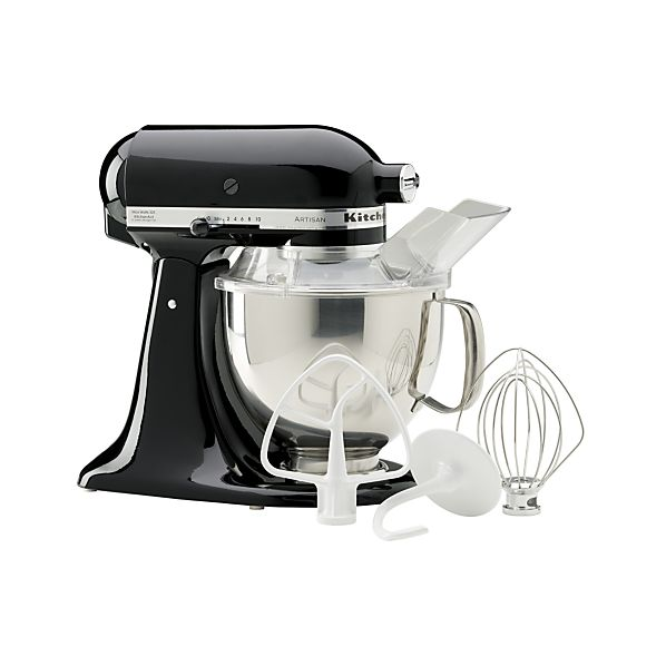 KitchenAid ® Artisan Black Stand Mixer