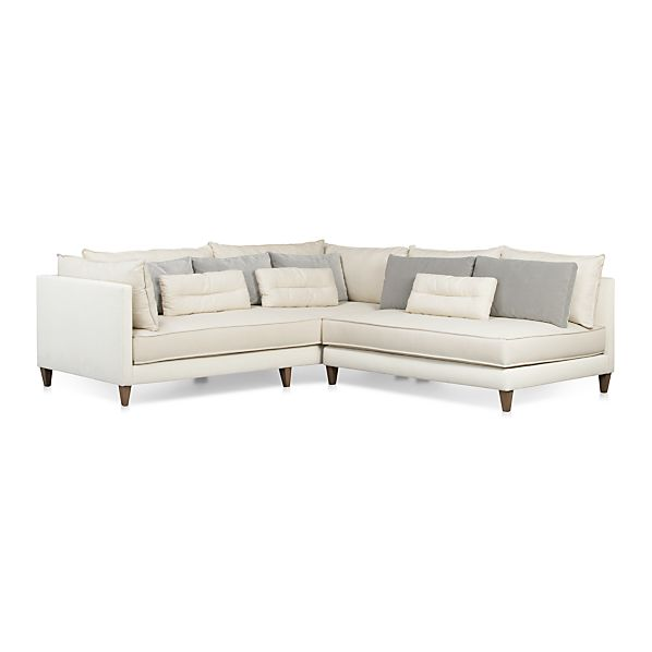 Asana Two-Piece Sectional Sofa