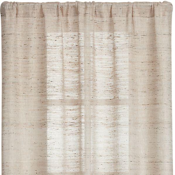 Asanto Sand 48x84 Curtain Panel