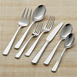 Ascot 22-Piece Flatware Set