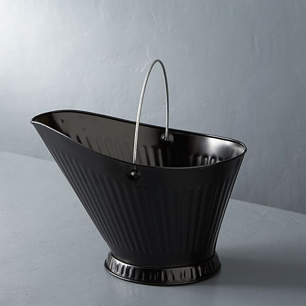 Black Ash Bucket