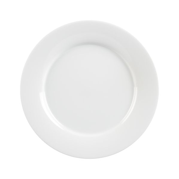 Aspen Dinner Plate in Dinnerware Collections | Crate and Barrel