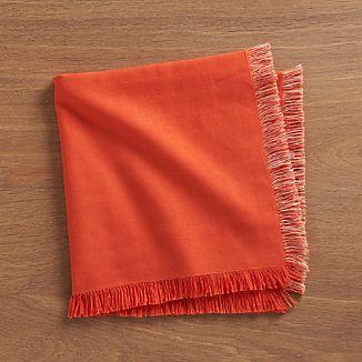 Aspen Orange Napkin
