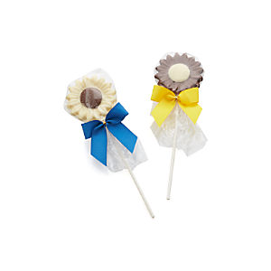 Saxon Chocolates Chocolate Daisy Pop
