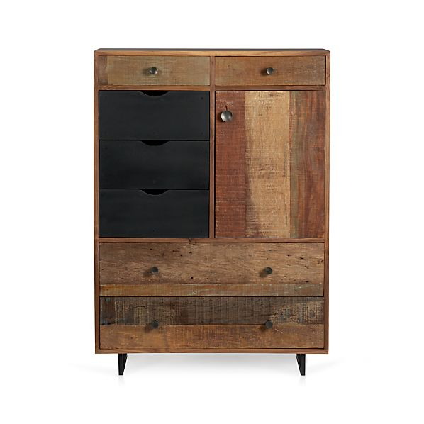 Atwood Tall Chest Crate And Barrel