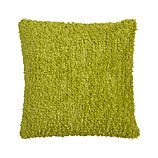 Aubree Boucle Green 18&quot; Pillow