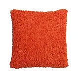 Aubree Boucle Orange 18&quot; Pillow