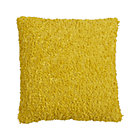 Aubree Boucle Yellow Pillow.