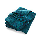 Aubree Teal Throw.