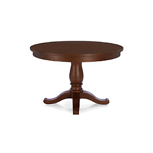 "Avalon 45"" Tea Brown Extension Dining Table"
