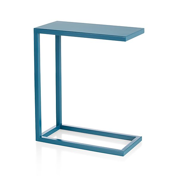 Avenue Teal C Table