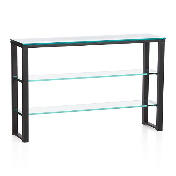 Avenue Console Table Crate And Barrel