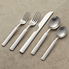 Axel 20-Piece Flatware Set: four 5-piece place settings.