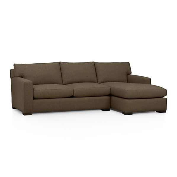 Page not found crate and barrel for Axis ii 2 piece sectional sofa