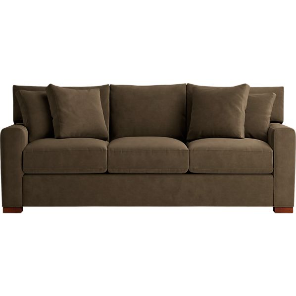 Axis 3-Seat Queen Sleeper Sofa