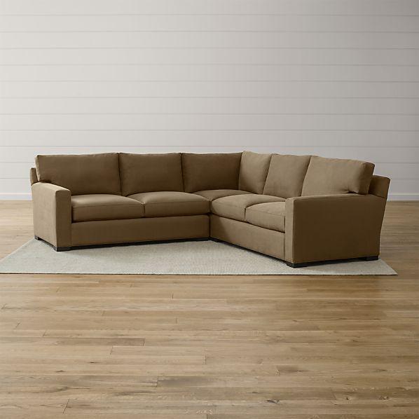 Axis II 3-Piece Sectional Sofa
