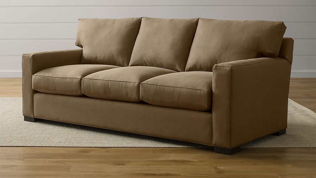 Axis II 3-Seat Queen Sleeper Sofa