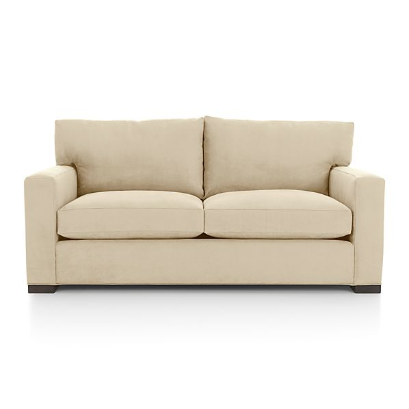 axis ii apartment sofa coffee crate and barrel