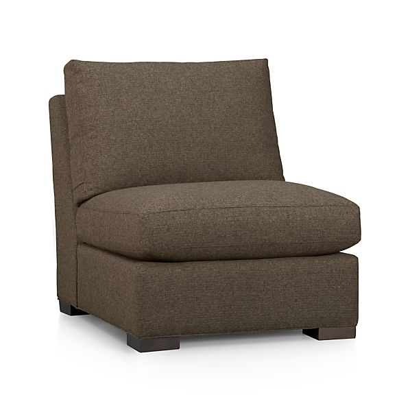 Axis II Armless Sectional Chair