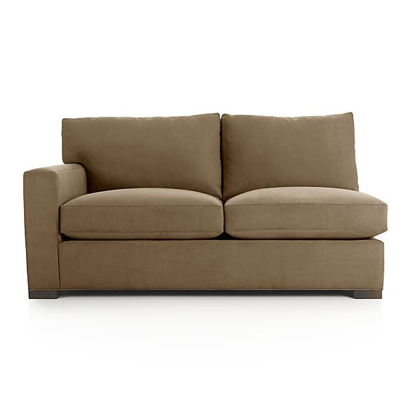 Axis II Left Arm Full Sleeper Sofa