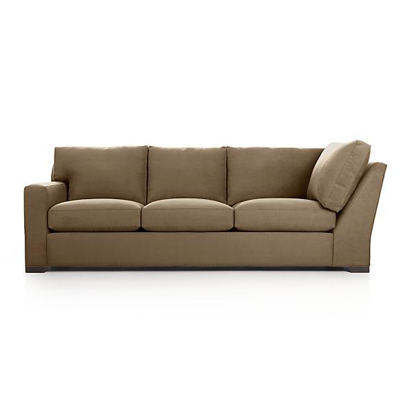 Axis II Left Arm Sectional Corner Sofa