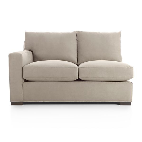 Axis II Left Arm Loveseat