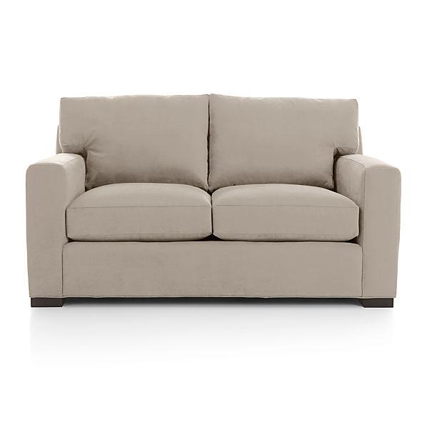 axis ii sleeper sofa coffee crate and barrel