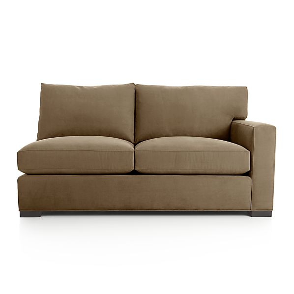 Axis II Right Arm Sectional Loveseat
