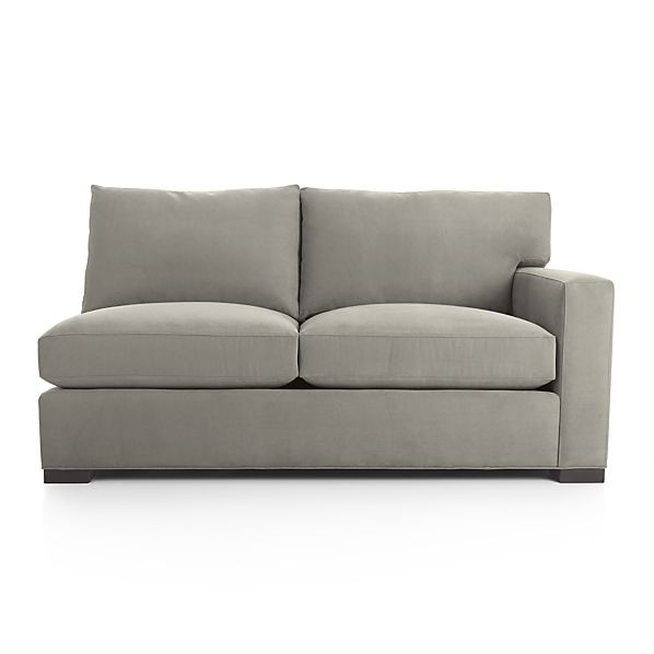 Axis II Right Arm Sectional Apartment Sofa