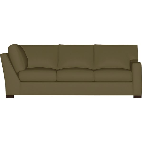 Axis II Right Arm Sectional Corner Sofa