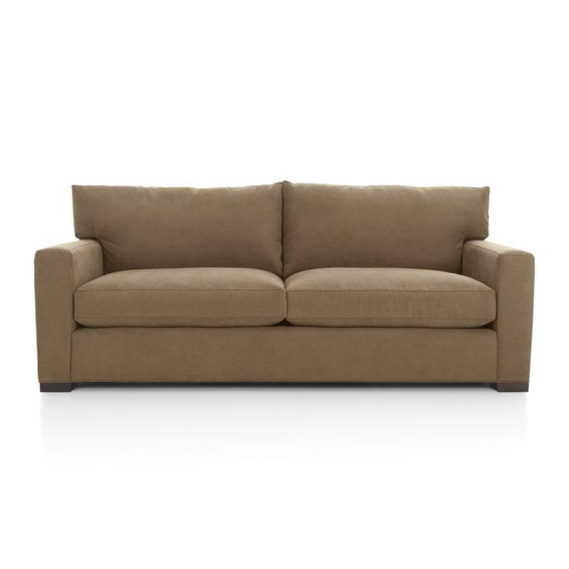 Axis Ii 2 Seat Sofa Coffee Crate And Barrel